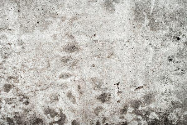Details of gray concrete floor
