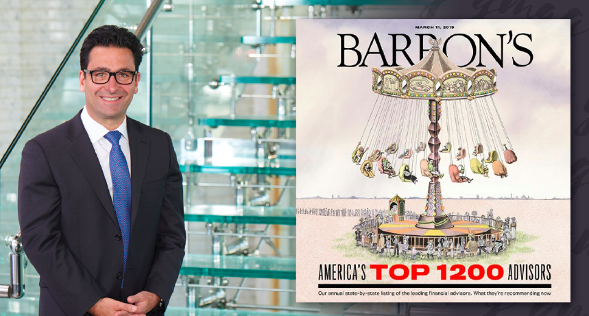 Frank Marzano and GM Advisory Group named among the Top 1200 Financial Advisors in the US by Barron's