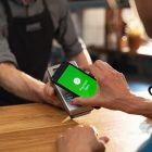 Payment with smartphone