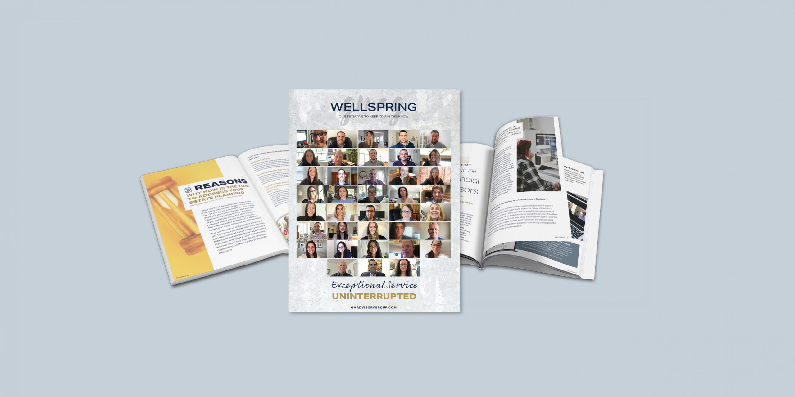 Wellspring 2020  |  2nd Edition