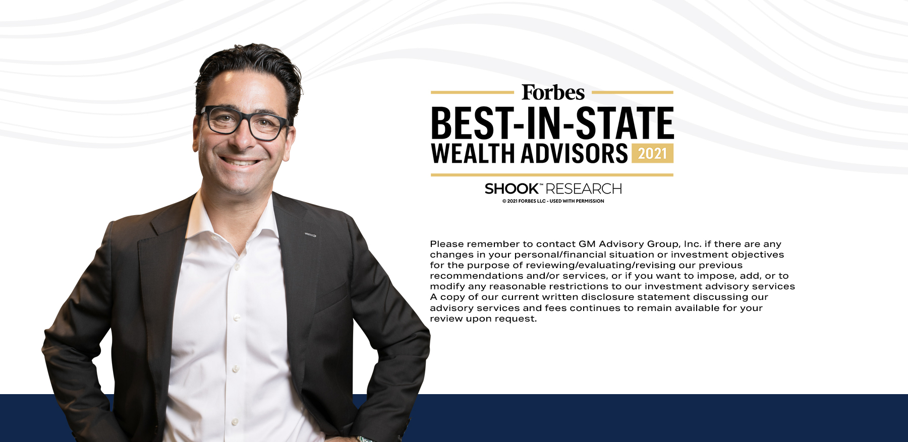 GMAG Ranked on 2021 Forbes Best-in-State Wealth Advisors List