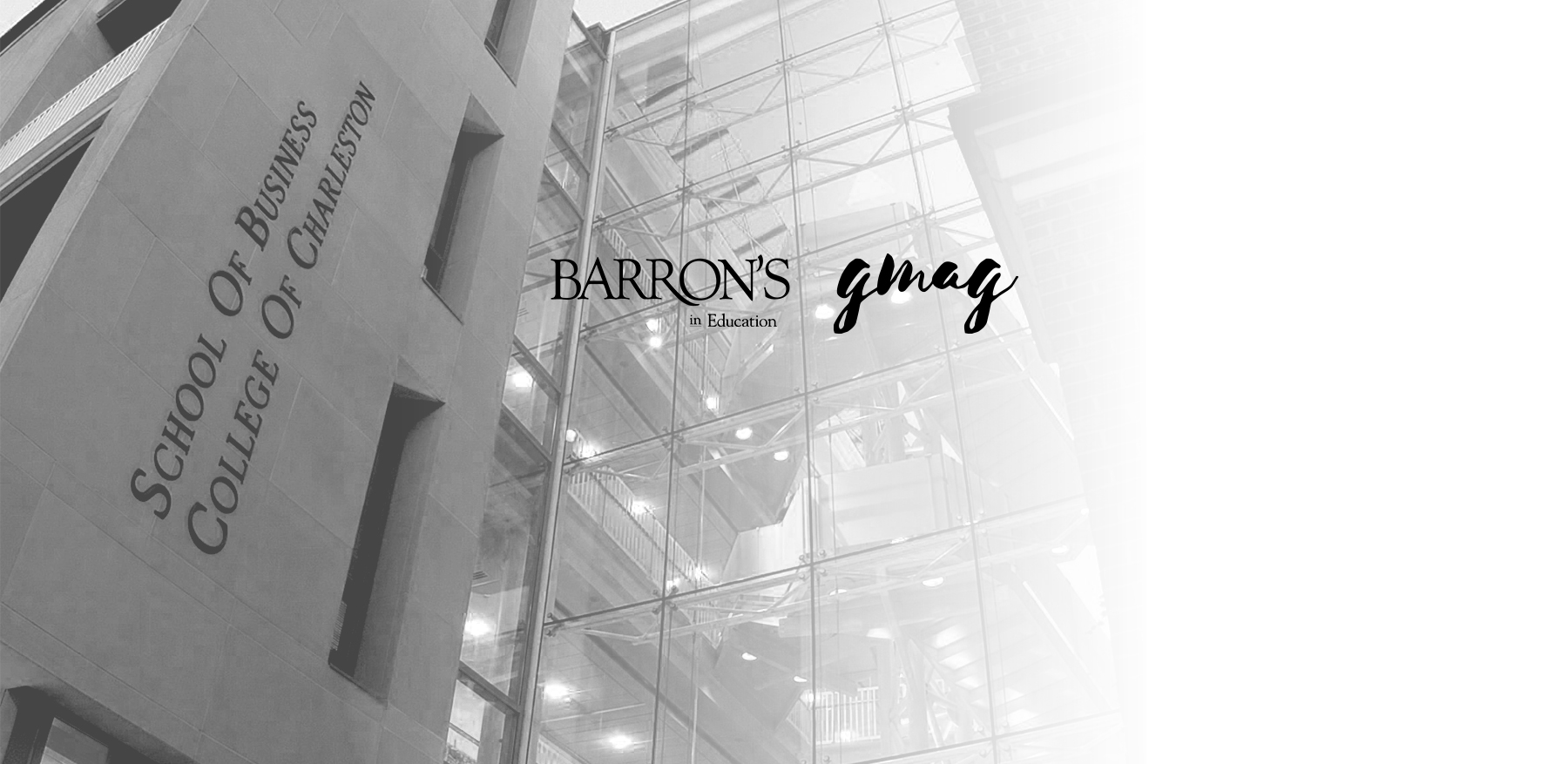 GMAG hosts webinar with Barron's on personal finance for the students at The College of Charleston School of Business