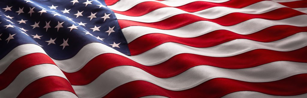 American,Flag,Wave,Close,Up,For,Memorial,Day,Or,4th