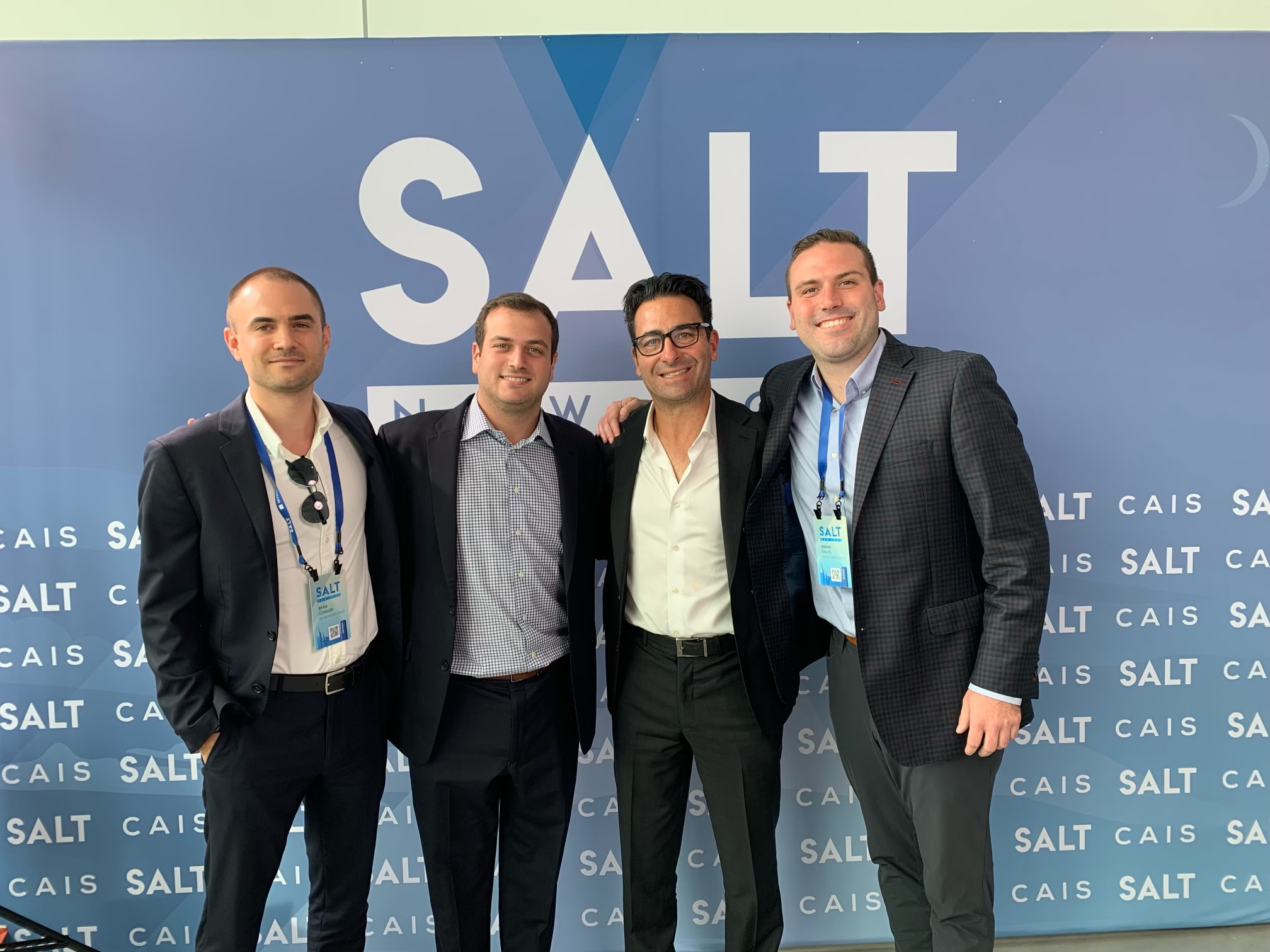 GMAG Investment Team Attends SALT Conference in NYC