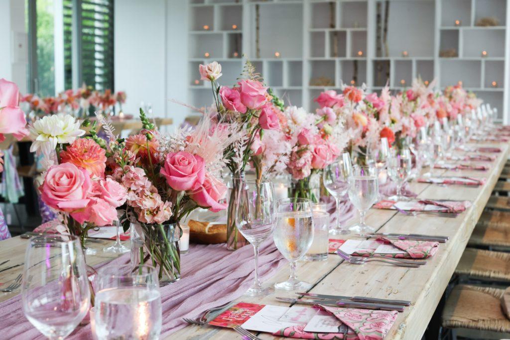 Topping Rose House Event, Bridgehampton NY