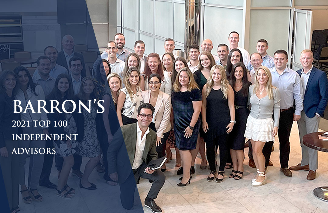 GMAG Named to Barron's Top 100 Independent Advisors