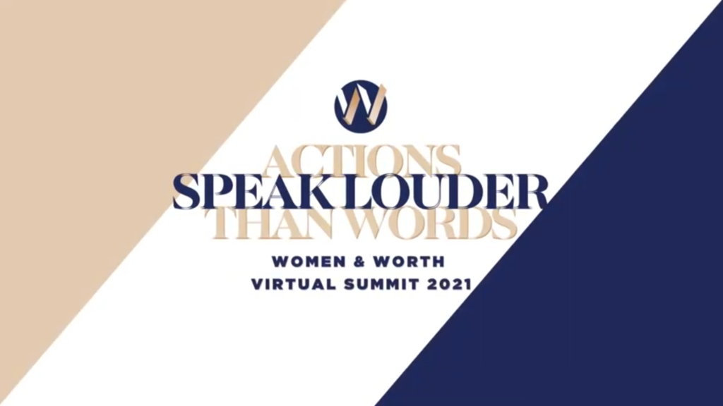 Women & Worth Virtual Summit 2021